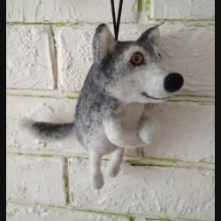"""Сувенир """"Серый волк"""""""