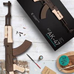 """Модель для сборки """"АК-47"""""""