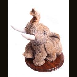 """Статуэтка """"Слон сидячий"""""""