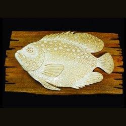 """Панно """"Рыба"""""""