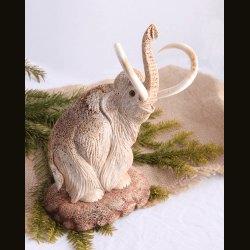 Трубящий мамонт