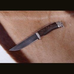 """Нож """"Лунь"""", рукоять - голова орла"""