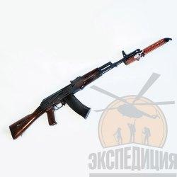 Макет автомата Калашникова АК-74М