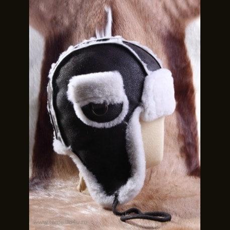 Шлем черный