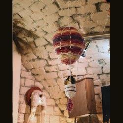 "Сувенир ""Воздушный шар"" кирпичный"