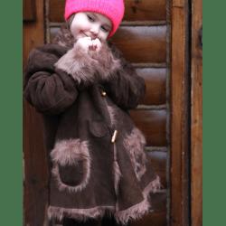 """Пальто """"Козочка"""""""