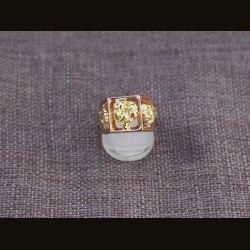 "Кольцо-печатка ""5,75/13,370 КМ001"""