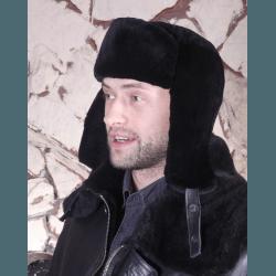 """Шапка мужская """"Зимушка"""""""