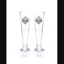 Набор бокалов «Империя» на две персоны