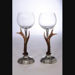 Набор бокалов для вина 2шт