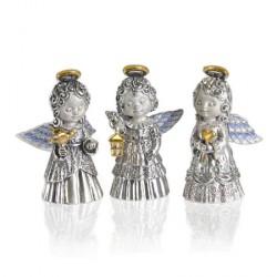 Подарочный набор колокольчиков «Вера, Надежда, Любовь»