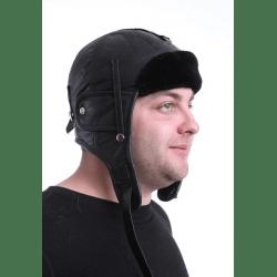 Шлем «Пилот» черный