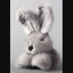 """Сувенир """"Заяц"""" серый"""