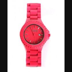 "Часы ""Organic Siberian"" красные"