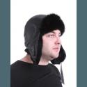"""Шапка-шлем """"Пилотик"""""""