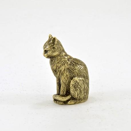 """Статуэтка """"Кот сидящий"""""""