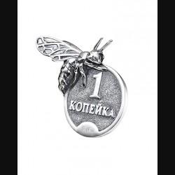 """Денежный талисман """"Пчела"""""""