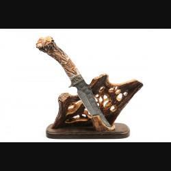 """Нож """"Корсар"""" на подставке"""