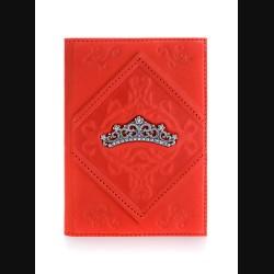 """Обложка для паспорта """"Диадема"""""""