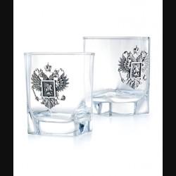 """Набор стаканов для виски """"Держава"""""""