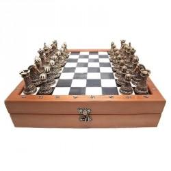 """Игровой набор """"Шахматы+шашки"""""""
