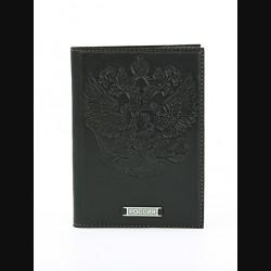 """Обложка для паспорта """"Георгий Победоносец"""""""