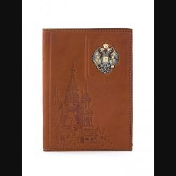 """Обложка для паспорта """"Отчизна"""""""