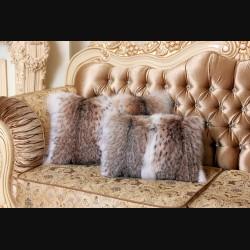 подушки из рыси
