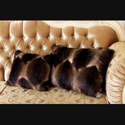 Подушки из ондатры