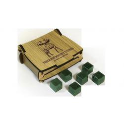 Камни для виски SIBERIAN WHISKY STONES (6 кубиков)