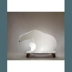 """Светильник """"Полярный медведь"""""""