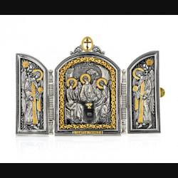 Складень «Святая Троица»